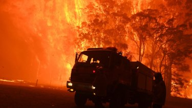 The ongoing cost of the bushfires will have long-lasting impacts on the NSW economy, a report has found.