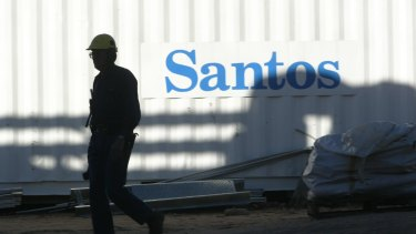 Santos is Australia's second largest oil and gas producer.