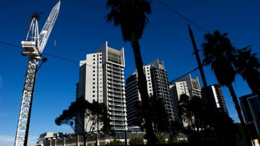 Some developments needs to settle 1000 apartments over a short period.