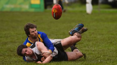 Local and junior leagues are at risk of collapse without a clear roadmap back to competition, AFL Victoria claims.