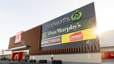 Woolworths and Coles were expected to be the new HomeCo Daily Needs REIT's two biggest tenants.