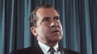 Israel's enemies knew that Richard Nixon was consumed by Watergate in 1973.