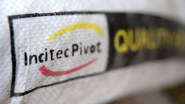 Incitec Pivot said the impact of the outages on the rail line, operated by Queensland Rail, would result in lost earnings before interest and tax (EBIT) of about $100 million to $120 million.