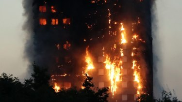 The Grenfell Tower fire in London in 2017 claimed the lives of 72 people.