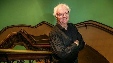 A treasure to the Australian music community, the late Richard Gill.