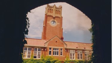 Geelong Grammar School.