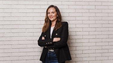 Google Australia managing director Melanie Silva.