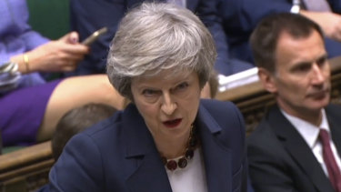 Sacking Theresa May would be unlikely to make much difference.
