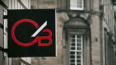 CYBG reported a statutory profit before tax of just £42 million on revenue of £843 million in the six months ended March 31.