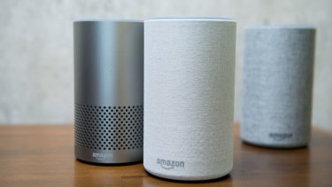 Amazon's Echo devices.