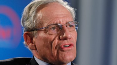 Veteran journalist Bob Woodward conducted 18 interviews with the US President and recorded the conversations.