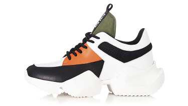 "Alias Mae ""Tommy"" sneakers."