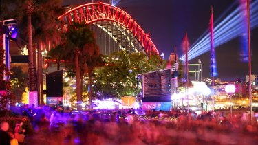 Information previously withheld about the Vivid Festival will now have to be released.