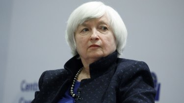Janet Yellen, former chair of the US Federal Reserve, says Donald Trump doesn't have a basic grasp of economics.