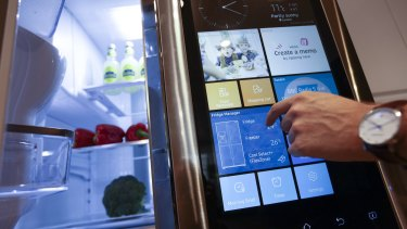 Soon your fridge will be internet enabled, as will the rest of your home.