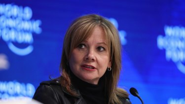 GM chief Mary Barra has long been at loggerheads with President Trump.