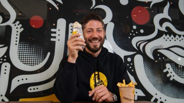 Steven Marks is the co-founder and chief executive of Mexican food chain Guzman y Gomez.