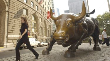 The bulls might be back on Wall Street.