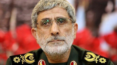 Iran's Supreme Leader Ayatollah Ali Khamenei has appointed Qassem Soleimani's deputy, Major-General Esmail Ghaani as the new commander of the Revolutionary Guard's Quds Force.