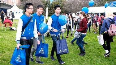 We need our best-and-brightest young Australians attending university.