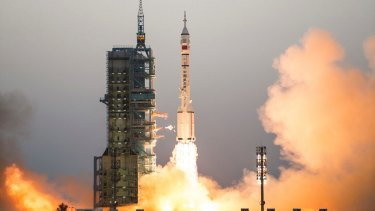 Pakistan is playing an increasing role in China's space program.