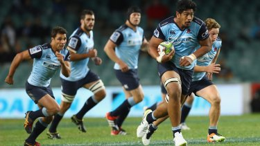 Could Will Skelton wear a Waratahs jersey again so soon?