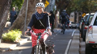Councils argue the pegging of rates leaves them short of funding for local infrastructure such as cycleways.