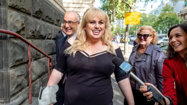 Rebel Wilson mounted a high-profile defamation case over magazine articles.