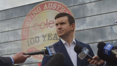 Coles Express chief executive Alister Jordan will depart the business.