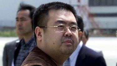 Kim Jong-un's half-brother Kim Jong-nam was assassinated at Kuala Lumpur airport last year.