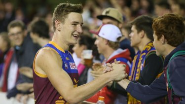 Harris Andrews' return from injury is crucial for Brisbane.