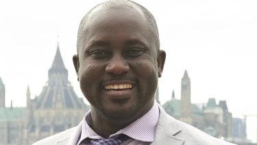 Pius Adesanmi, a Nigerian professor with Carleton University in Ottowa, Canada, was one of the crash victims.