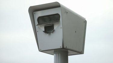 The radar detectors are used by motorists to outsmart speed cameras.