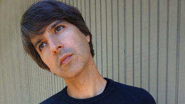 Demetri Martin brings his Wandering Mind Tour to the Enmore.