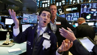 Markets are flying high, but tough times could be ahead.