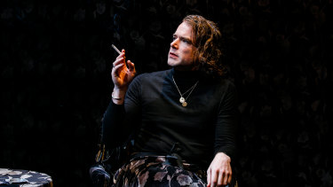 Jonny Hawkins in Maureen: Harbinger of Death.