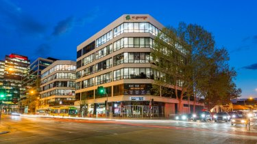 Sydney will require another 4.16 million square metres of additional space.