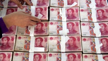 The last time it took more than 7 renminbi to buy a dollar was in May 2008, as the world was slipping into a financial crisis.