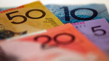 The Australia dollar has jumped on news Scott Morrison has won the ballot to become Australia's next prime minister.