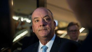 Former Liberal Wagga Wagga MP Daryl Maguire.