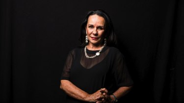 "Linda Burney said ""this is an issue of morality""."