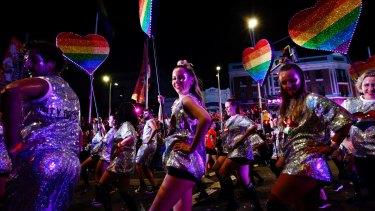 Safe havens for Sydney's gay community are dwindling.