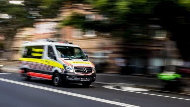 Paramedics will be able to transfer vital patient information while en route to the emergency department.