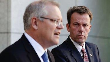 Prime Minister Scott Morrison has handed the all-important trade ministry to Dan Tehan.