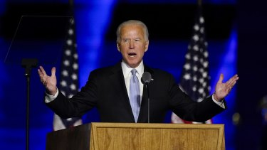 President-elect Joe Biden has pledged the US will eliminate carbon emissions from the electricity sector by 2035 and achieve net zero emissions by 2050.