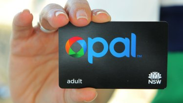 Integration with the Opal Card is problematic.