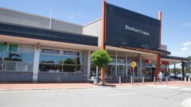 Bentons Square shopping centre, now owned by SCA Property.