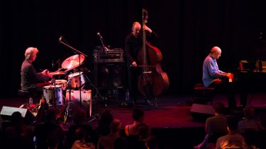 In February the Necks became the first band to play in all six Sydney Opera House venues.