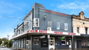 The leasehold of the Botany View Hotel in Newtown has been sold