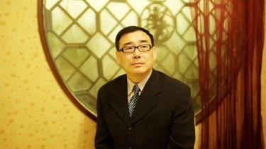 Chinese-Australian writer Yang Hengjun.